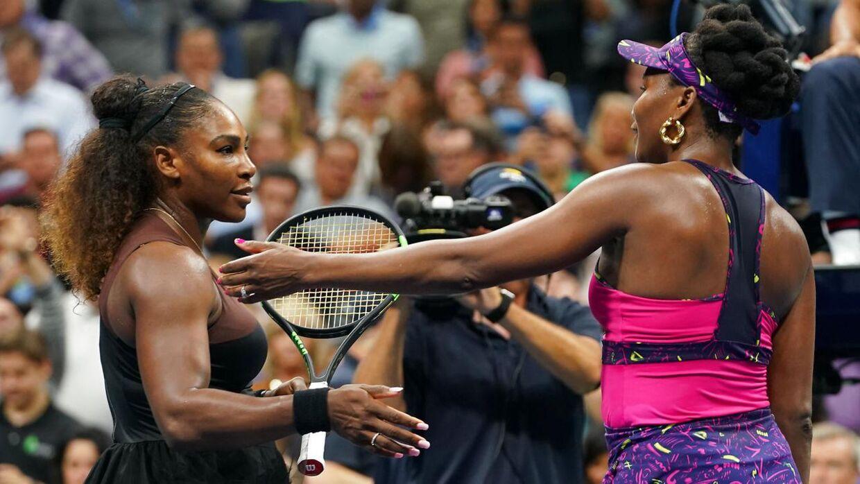 Williams-søstrene har flere gange stået som modstandere på tennisbanerne.
