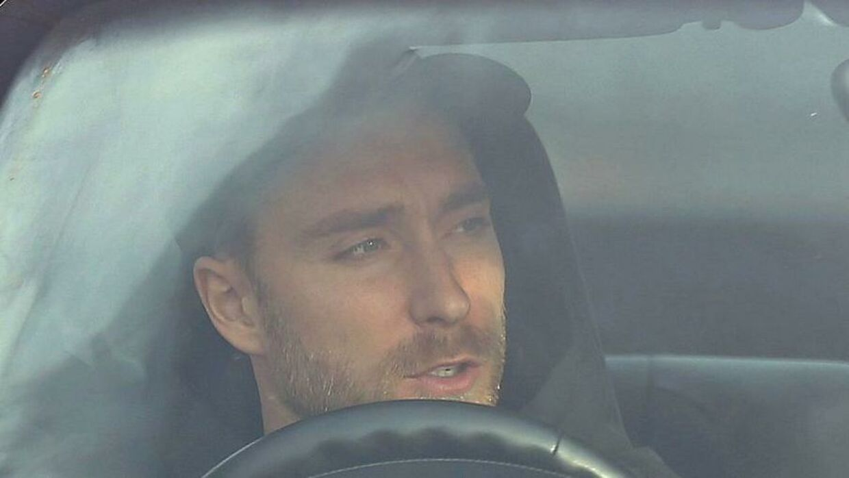 Eriksen får et nyt liv i Milano og blev tilbudt at leje Mourinhos hus i storbyen.