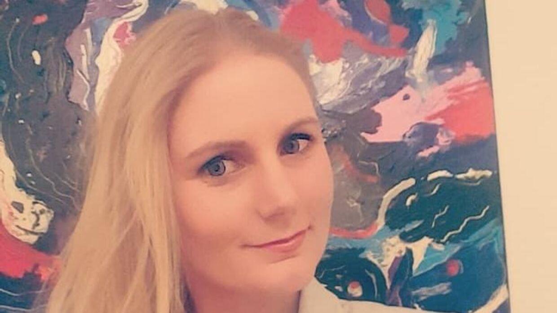 Stina Jørgensen.