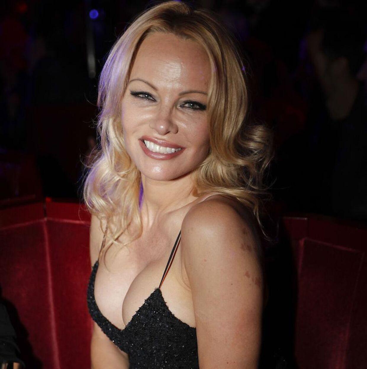 (Arkiv) Pamela Anderson.