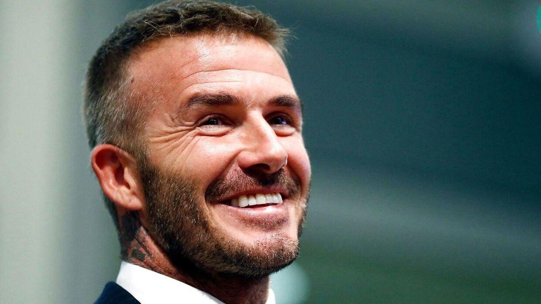 David Beckham får måske selskab af Neymar i Miami om nogle år.