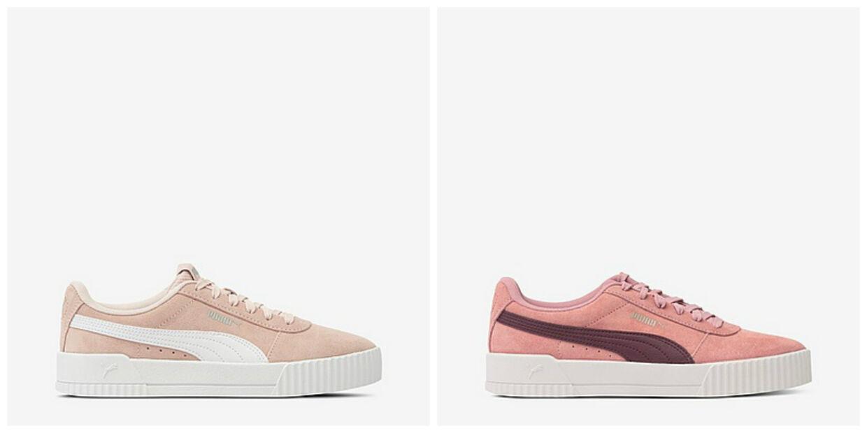 Flotte nye sneakers til piger fra Puma
