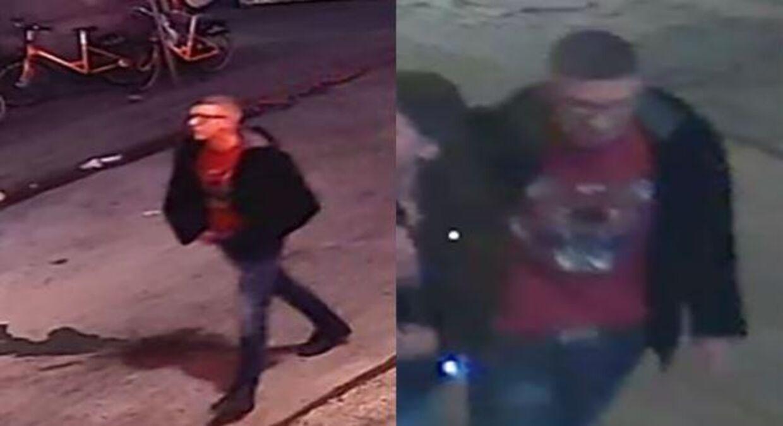 Politiet efterlyser to mænd efter et groft overfald i København sidste år.