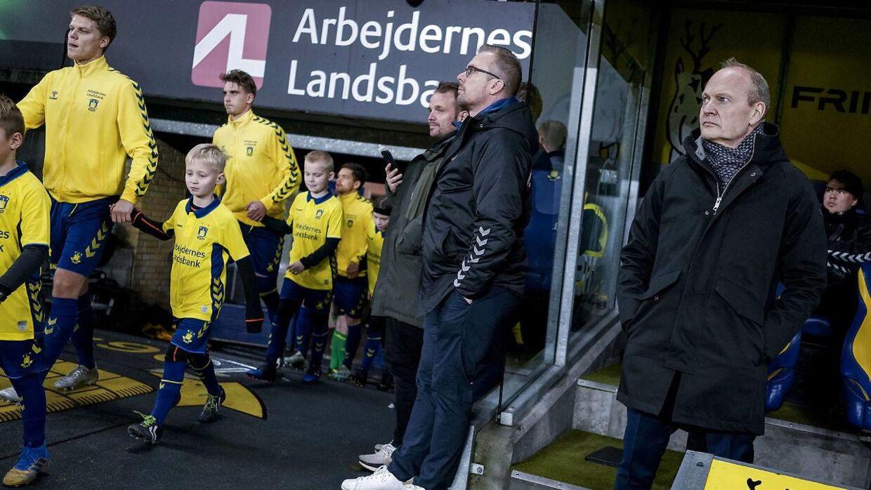 Brøndby indleder forårssæsonen søndag aften i Odense mod OB.