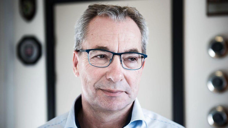 Borgmester i Guldborgssund Kommune, John Brædder.