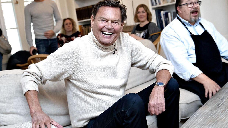 Ulf Pilgaard tager i år sin sidste tørn i Cirkusrevyen efter 40 sæsoner.