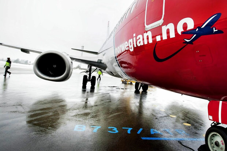 Norwegian kommer ud af 2019 med et stort underskud. (Foto: Rune Feldt Rasmussen/Scanpix 2017)
