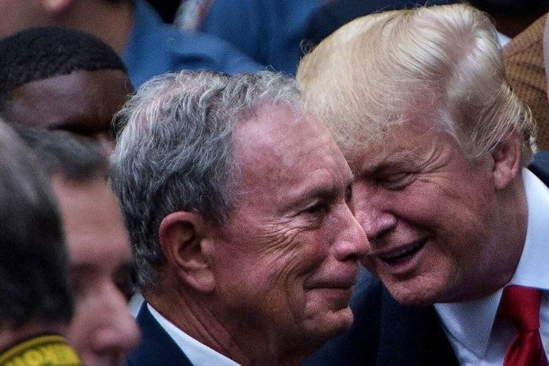 »Du er en klovn,« sagde Michael Bloomberg torsdag til sin forhenværende ven, Donald Trump.
