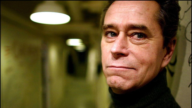 Skuespiller Søren Spanning afgik onsdag ved døden.