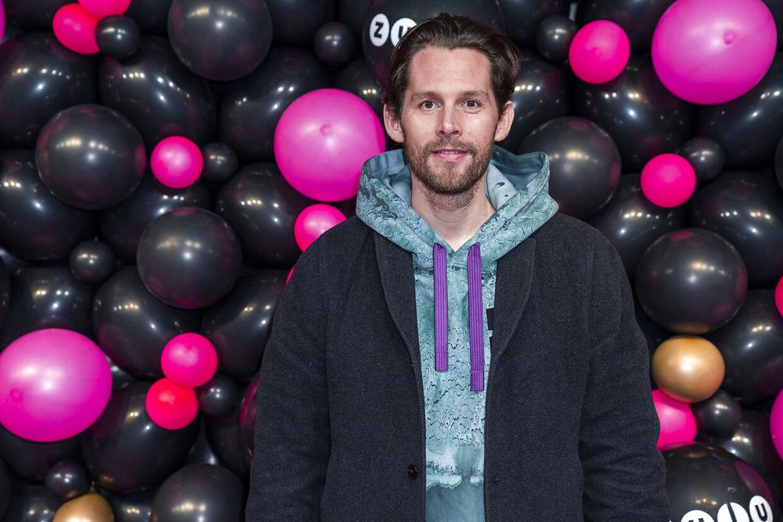Rasmus Seebach. Rød løber - Gæster ankommer til ZULU Awards (Foto: Martin Sylvest/Ritzau Scanpix 2020)