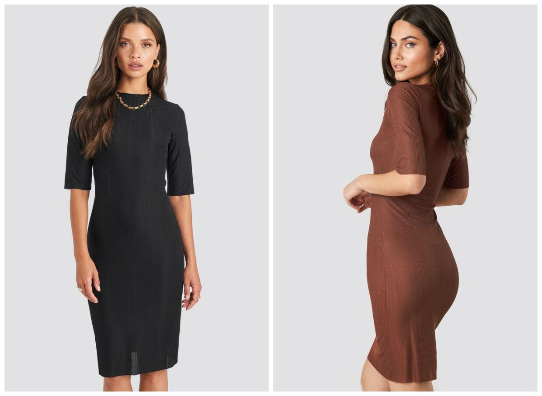 Formel kjole til arbejdet