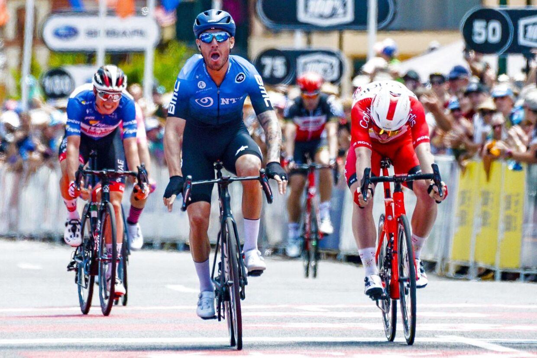 Giacomo Nizzolo vandt femte etape af Tour Down Under.