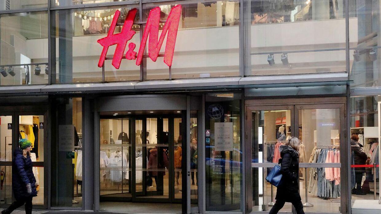 H&M er blevet beskyldt for at kopiere en norsk designer.