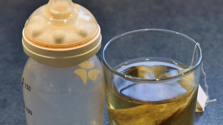 Børn skal ikke drikke kamillete, advarer Sundhedsstyrelsen. (Foto: Sundhedsstyrelsen/Facebook)