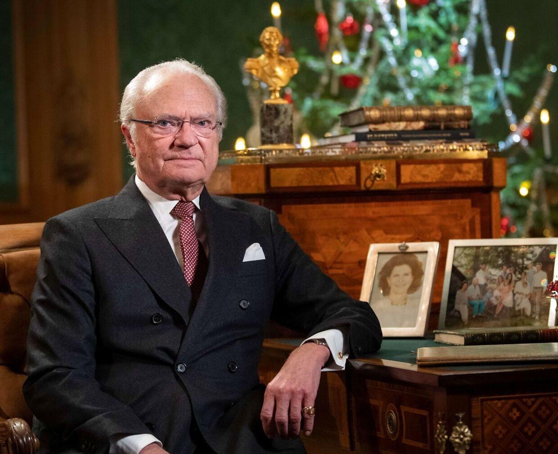 Kong Carl Gustaf langer ud efter svenske dopingsyndere.