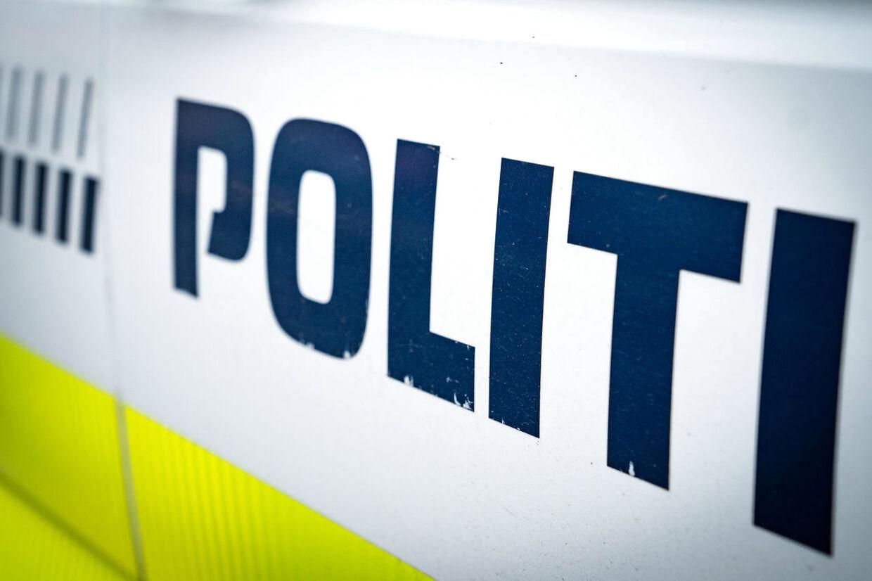 Politi. (Foto: Niels Christian Vilmann/Ritzau Scanpix)