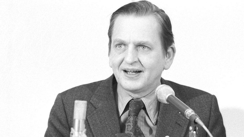 Olof Palme var statsminister i Sverige fra 1969 til 1976 og igen fra 1982 til 1986.
