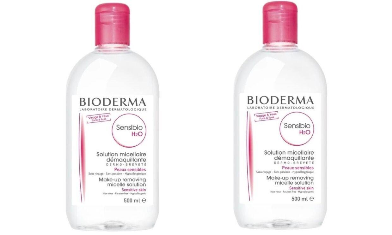 Bioderma Sensibio H2O Micelle rensevand.