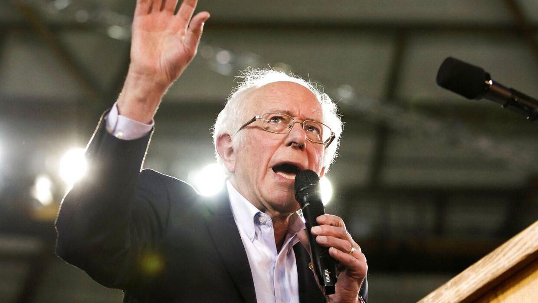 Bernie Sanders ligner mere og mere en favorit til at blive Demokraternes præsidentkandidat.