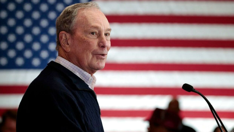 Rigmanden Michael Bloomberg ser ud til at blive en farlig outsider i kampen om at vinde Demokraternes nominering.