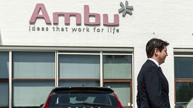 Juan Jose Gonzalez blev i 2019 udnævnet til topchef i milliardvirksomheden Ambu efter at den tidligere og mangeårige topchef blev fyret.