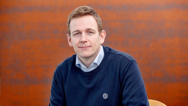 Rasmus Stoklund er udlændingeordfører for Socialdemokratiet.