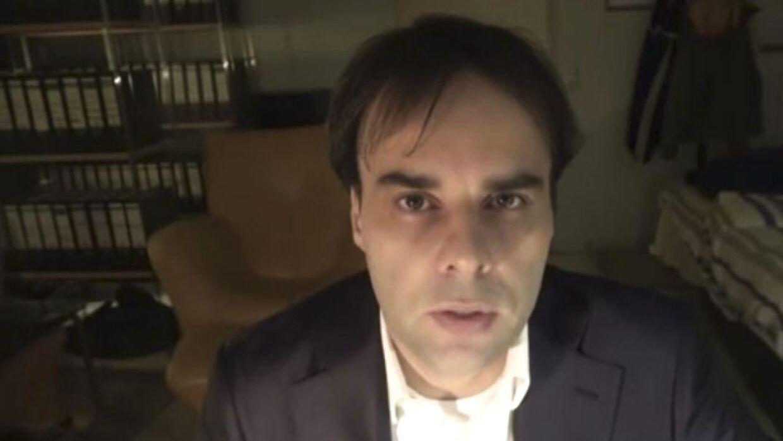 Massemorderen Tobias Rathjen udtrykker i en YouTube-video sit had til udlændinge og ytrrer ønske om at halvere befolkningen.