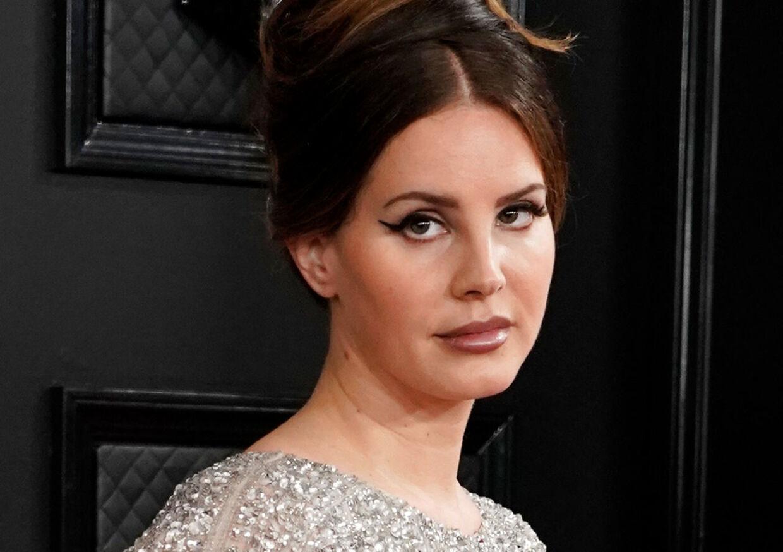 62nd Grammy Awards - Arrivals - Los Angeles, California, U.S., January 26, 2020 - Lana Del Rey. REUTERS/Mike Blake