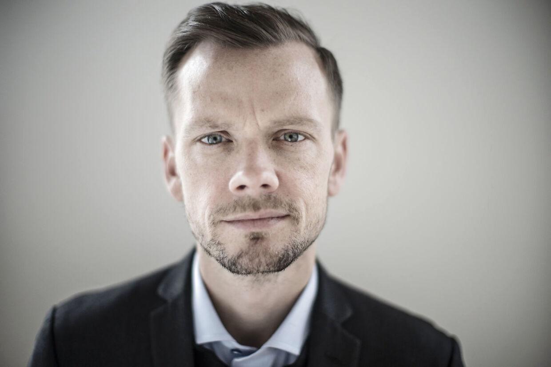 Beskæftigelsesminister Peter Hummelgaard.