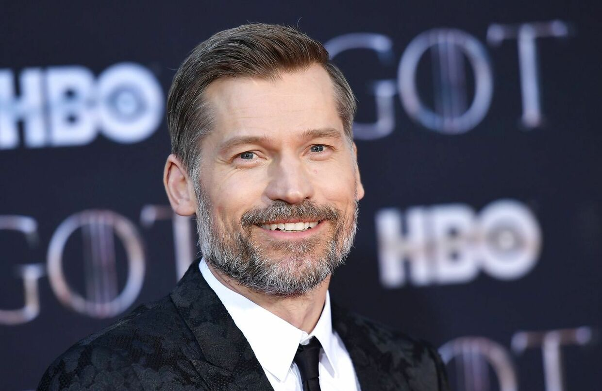 """Danish actor Nikolaj Coster-Waldau arrives for the """"Game of Thrones"""" eighth and final season premiere at Radio City Music Hall on April 3, 2019 in New York city. (Photo by Angela Weiss / AFP)"""