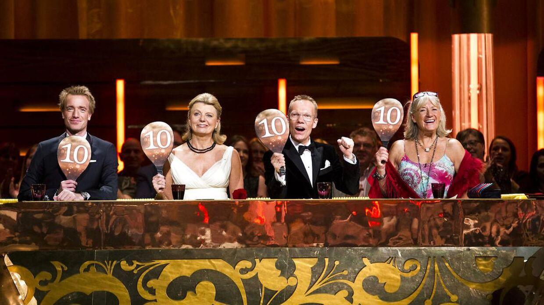 Nikolaj Hübbe, Anne Laxholm og Jens Werner er også dommere i 'Vild Med Dans'.