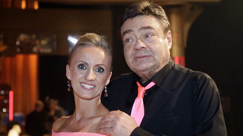 Marianne Eihilt var selv professionel danser i 'Vild Med Dans', inden hun blev dommer. Her ses hun med Tommy Kentener, som hun dansede med i 2011.