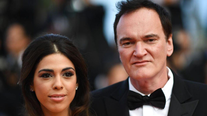 Den 56-årige filminstruktør og den 36-årige sanger mødte hinanden under optagelserne til Quentin Tarantinos film 'Inglorious Basterds' i 2009.