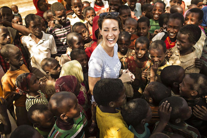 Det er seks år siden, at prinsesse Marie sidst var af sted med Folkekirkens Nødhjælp.