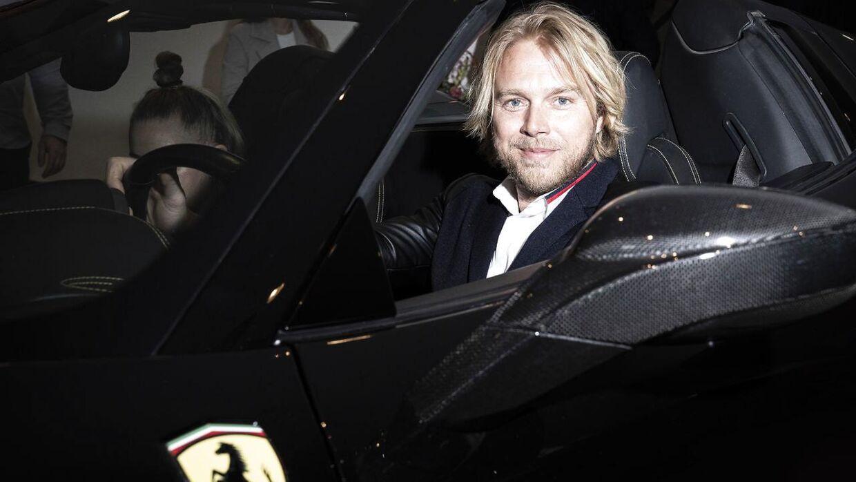 Felix Smith er en af tre nye 'Top Gear'-værter.