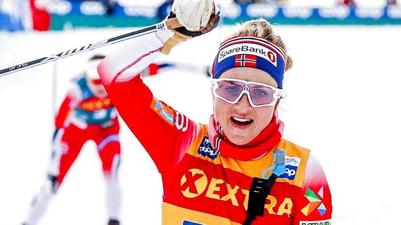 Therese Johaug vandt Ski Tour 2020 i overlegen stil.