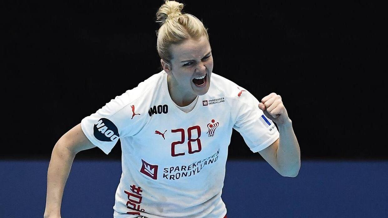Stine Jørgensen skal fremover spille i Tyskland.