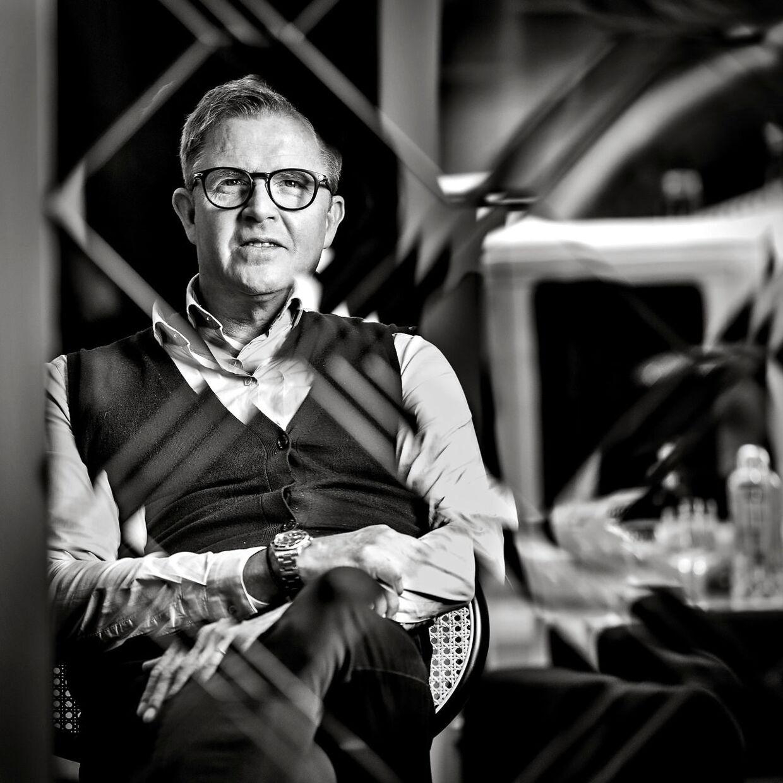 Rolf Sørensen, cykelkommentator og tidligere professionel cykelrytter. Han er Danmarks mest vindende cykelrytter nogensinde med 53 sejre i sine i alt 17 sæsoner som cykelrytter.