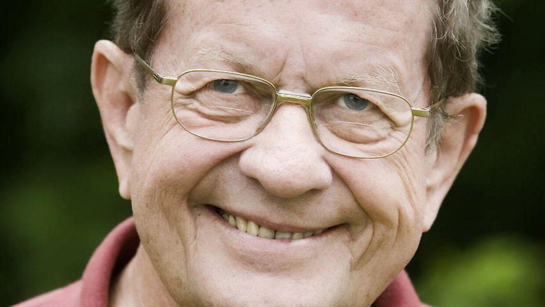 Mogens Vemmer, tidligere chef for Danmarks Radios Børne- og Ungdomsafdeling, er død. 84 år gammel. (Arkivfoto)