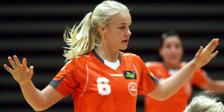 Susanne Madsen får ikke sin kontrakt i Odense Håndbold forlænget.