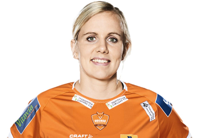 Anne Mette Pedersen er alvorligt knæskadet og stopper efter denne sæson i Odense Håndbold.
