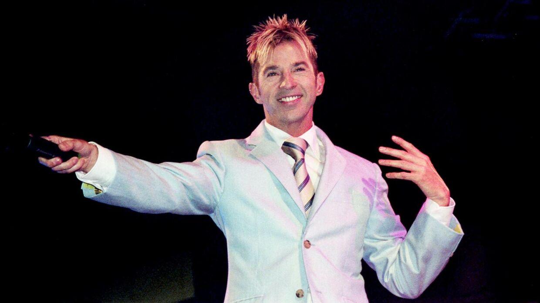 Limahl, Christopher Hamill, som han så ud i 2007.