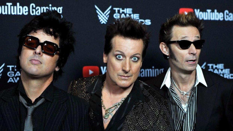 Green Day har eksisteret siden 1987.
