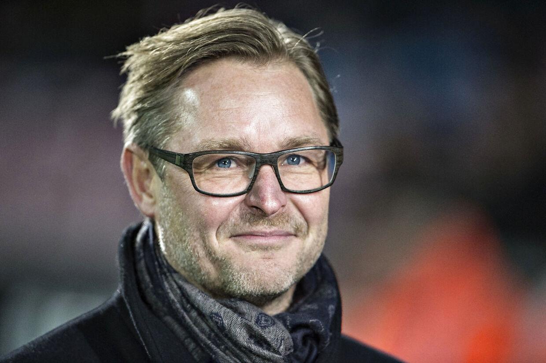 Claus Steinlein, billedet, er administrerende direktør i FC Midtjylland.
