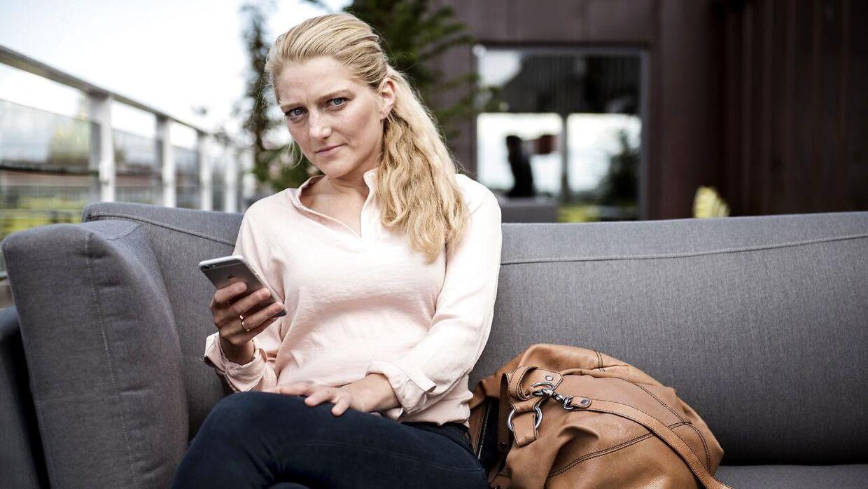 Zenia Stampe fortæller ofte både i medierne og på sine egne sociale medier om de grove beskeder og nogen gange trusler, hun modtager.