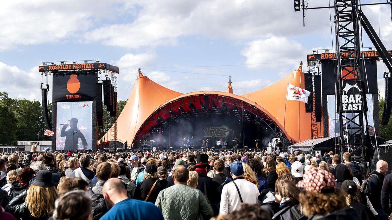 Roskilde Festival.