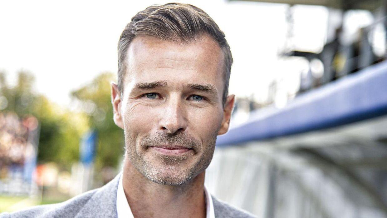 Thomas Bælum, billedet, er administrerende direktør i AaB.