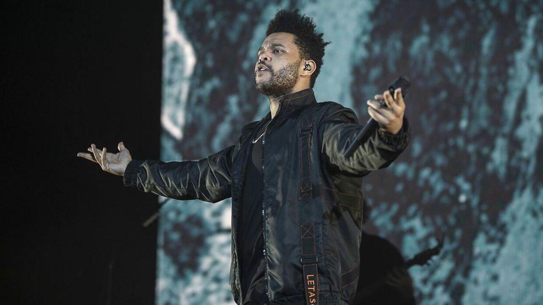 The Weeknd kommer til København til efteråret.