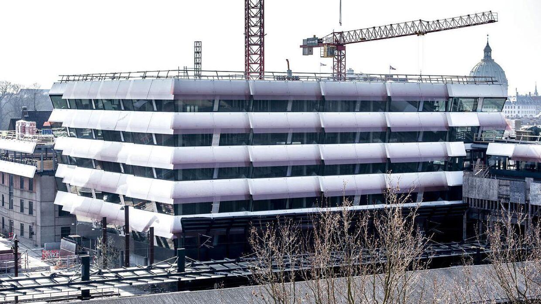 Østerport II er kåret som Danmarks værste nybyggeri i de seneste fem år af foreningen Arkitekturoprøret Danmark.