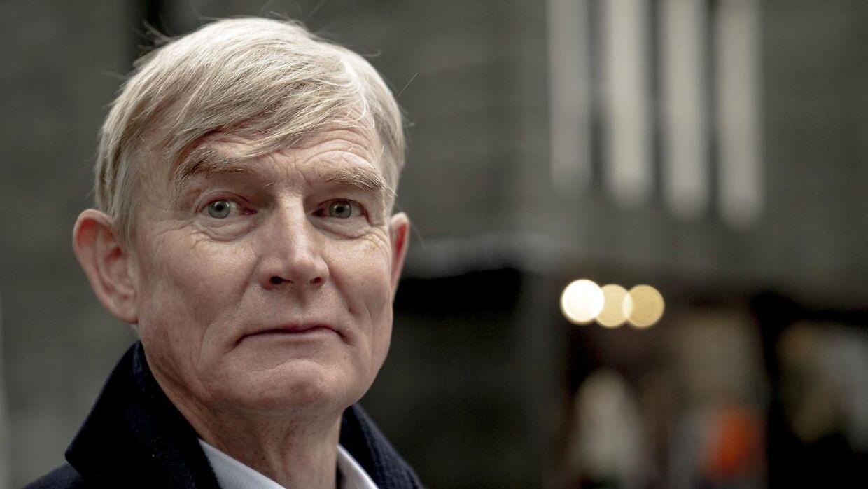 Jep Loft er formand for Arkitekturoprøret i Danmark.